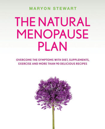 a dealing with menopause guide by Marion Stewart