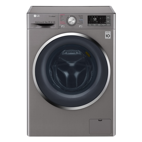 We Have An LG Fridge And Two Washer-Dryers, Worth R47 000, To Give Away!