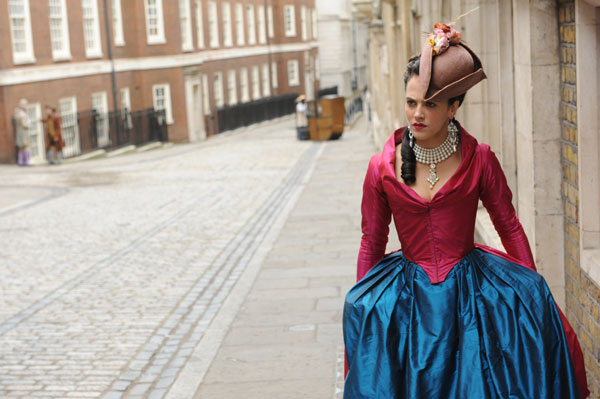 Harlots Jessica Findlay