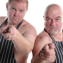 Win Tickets To See Chris Forrest & Celeb Chef Pete Goffe-Wood's New Show