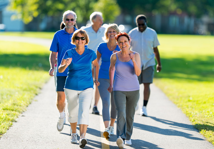 8 Tips To Get Walking For Weight Loss