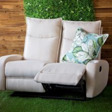 Win One Of Three Luxurious Xenia 2-Division Outdoor Recliner Sets, Valued At R15 000 Each.