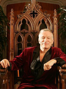 Celebs Pay Tribute To Playboy Founder Hugh Hefner