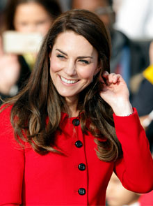 Kate Middleton Pregnant With Royal Baby No. 3