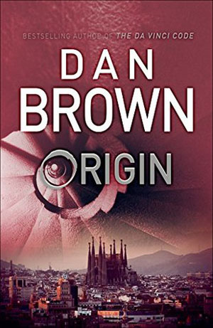new dan brown book called origin