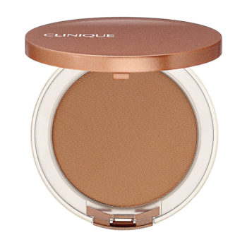 Bronze makeup: Clinique True Bronze Pressed Powder