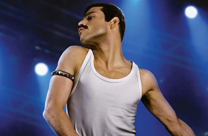 Fans React To Pic Of Rami Malek In Freddie Mercury Movie