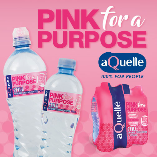 breast cancer awareness aquelle