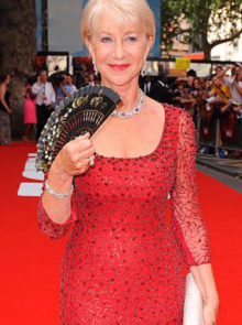 The ONE Style Rule Helen Mirren Swears By