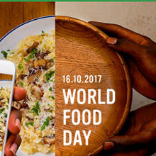 Help Fill A Hungry Tummy This World Food Day With #ShareAMealSA