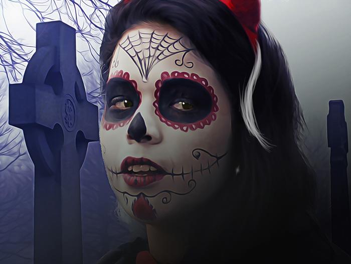 Cool Halloween Costume Ideas & Make-up Tutorials