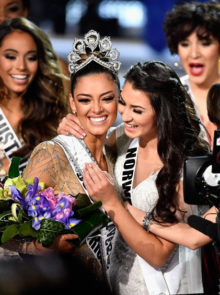 WATCH: The Moment Miss South Africa Is Crowned Miss Universe + Her Post Pageant Interview