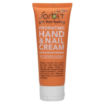 Sorbet Hydrating Hand & Nail Cream