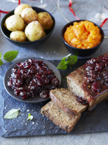 Meat-Free Country Roast