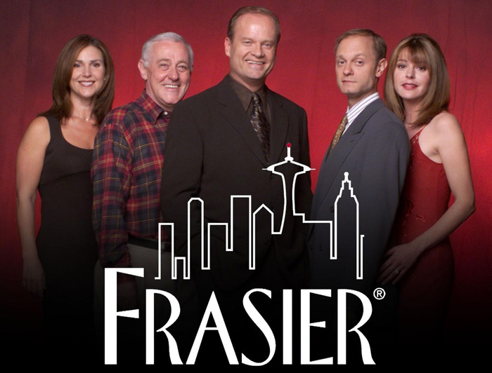 Our Favourite John Mahoney Moments On Frasier