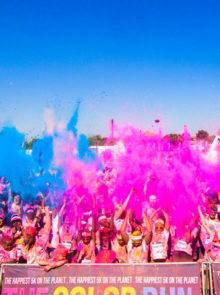 Win 10 Tickets To The Color Run, Stellenbosch