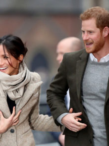 Kensington Palace Announces Who Will Walk Meghan Down The Aisle