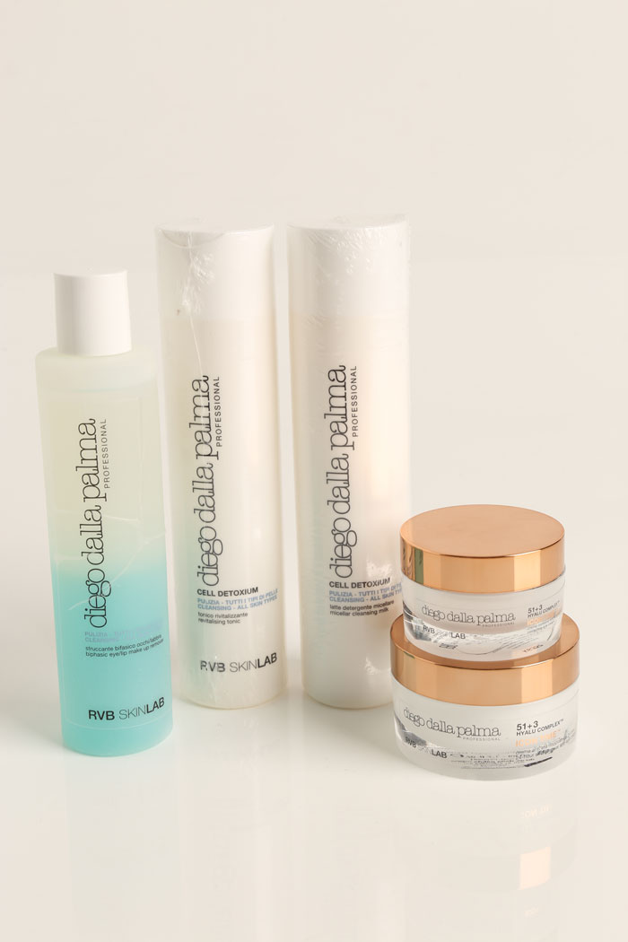 Win one of 11  Diego Dalla Palma RVB Skinlab hampers, worth R 3 150 each!