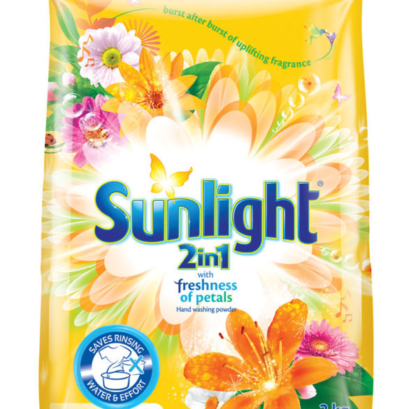 Win 1 Of 16 Sunlight 2in1 Laundry Powder Hampers Worth Over R180 Each