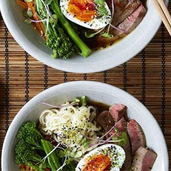 bowl meal ideas ramen
