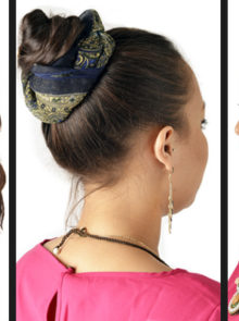 3 Easy Hairstyles For Lazy Days