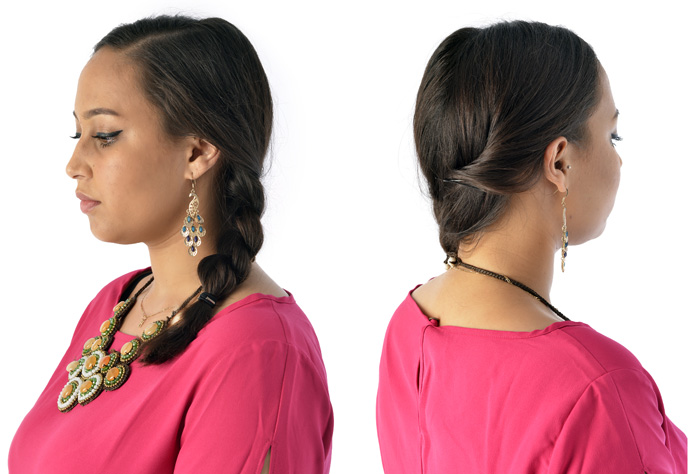 easy hairstyles easy braid