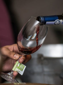 Win 1 of 2 sets of double tickets to the Wacky Wine festival valued at R400 each