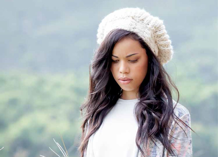 Make This Season's Must-Have With Our Slouchy Beanie Knitting Pattern