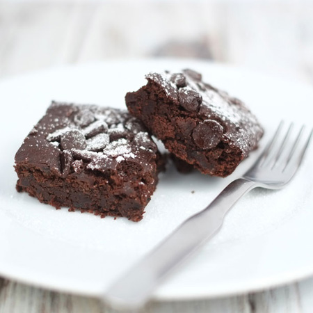 chocolate brownie recipes black bean