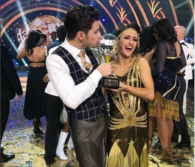 Connell Cruise On Winning Dancing With The Stars