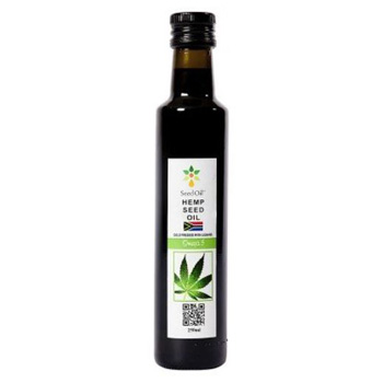 hemp oil faithful to nature