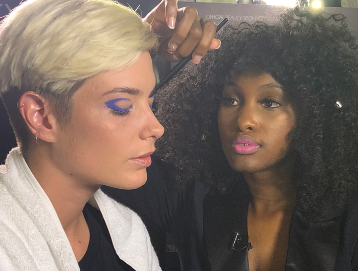 SA Fashion Week Make-up Trends Revealed
