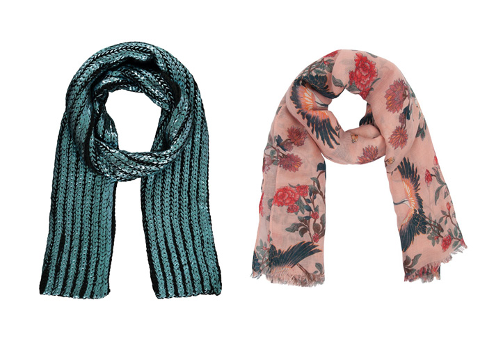 Elegant Scarf Options For Winter