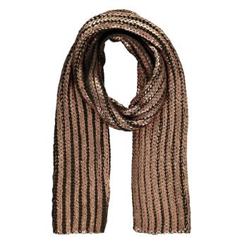 elegant scarf options metallic