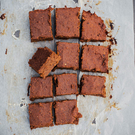 chocolate brownie recipes sweet potato