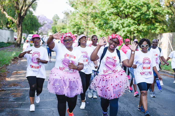 Avon Justine iThemba Walkathon: We Joined Forces To Make A Difference