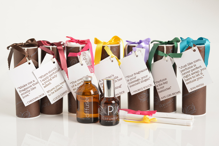 Win 1 Of 5 Hampers From The Perfumery Valued At R600 Each