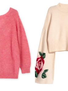5 Ways To Wear A Chunky Knit Jersey