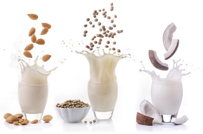 The Health Benefits Of Milk Substitutes
