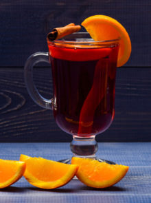 spicy gluwein recipe