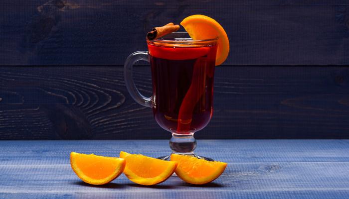 Citrus And Spicy Gluhwein Recipe