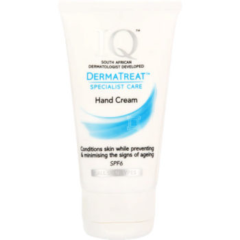 IQ dermatreat hand cream
