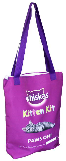 Win 1 of 10 Whiskas hampers worth R350 each