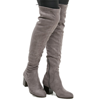 how to wear over-the-knee boots aldo