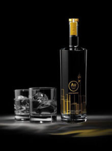 Win 1 Of 3 AU Gold Vodka Hampers Valued At R520 Each
