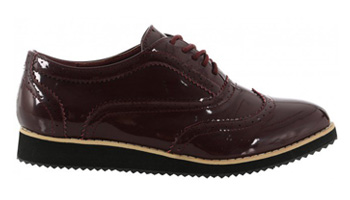 winter flats brogues