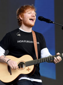 When Is Ed Sheeran Coming To SA?