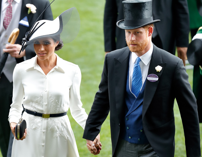Get Meghan Markle's Royal Ascot Look