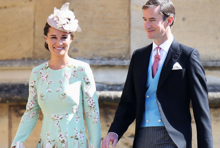 Pippa Middleton Discusses Her Pregnancy For The First Time