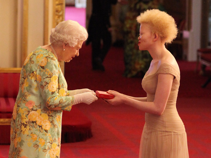 Two Young South Africans Honoured By The Queen